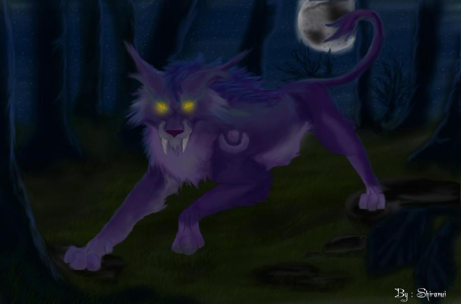 World of Warcraft - Cat form by shiranui14 on DeviantArt