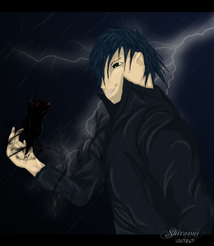 Dark Boy by shiranui14