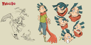 Pinocchio chara 1