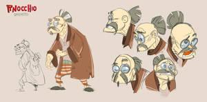 Pinocchio chara 2