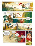 Pinocchio page 1