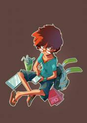 Geeky by Djetho
