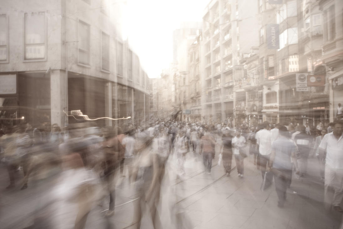 Street in and out by dnzgur