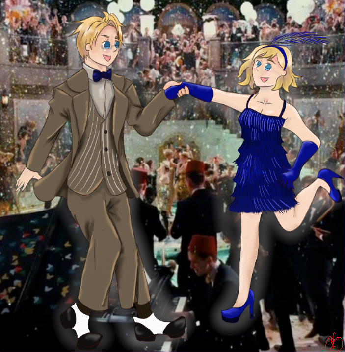 APH Party at Gatsby's by AustrianArtemis