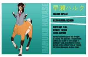 The Untamed Hero: Rodeo!