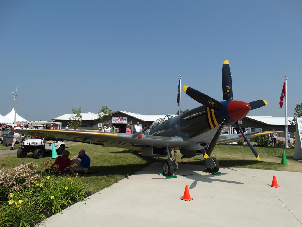 Supermarine Spitfire Mk.XVIII.