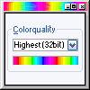 Colour Quality Window by kouenli