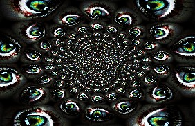 Eye Kaleidoscope by Bardagh