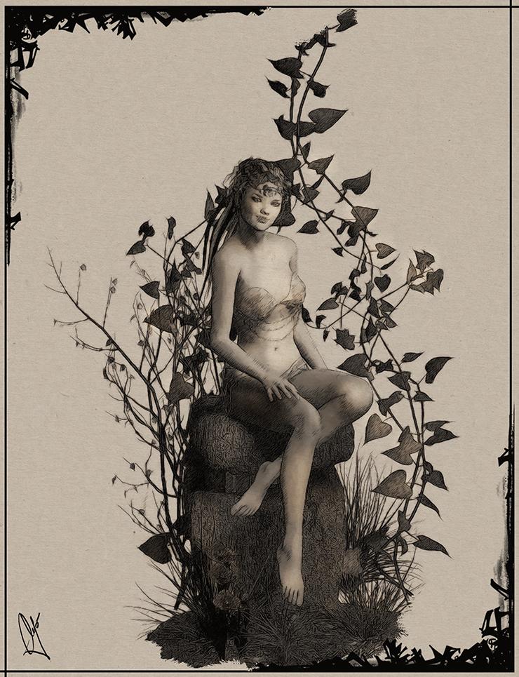 girl by leloops