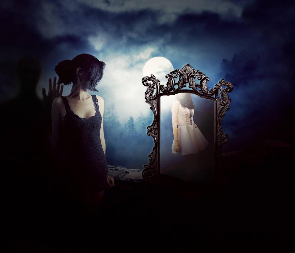 Demon et porcelaine by nanally-sama