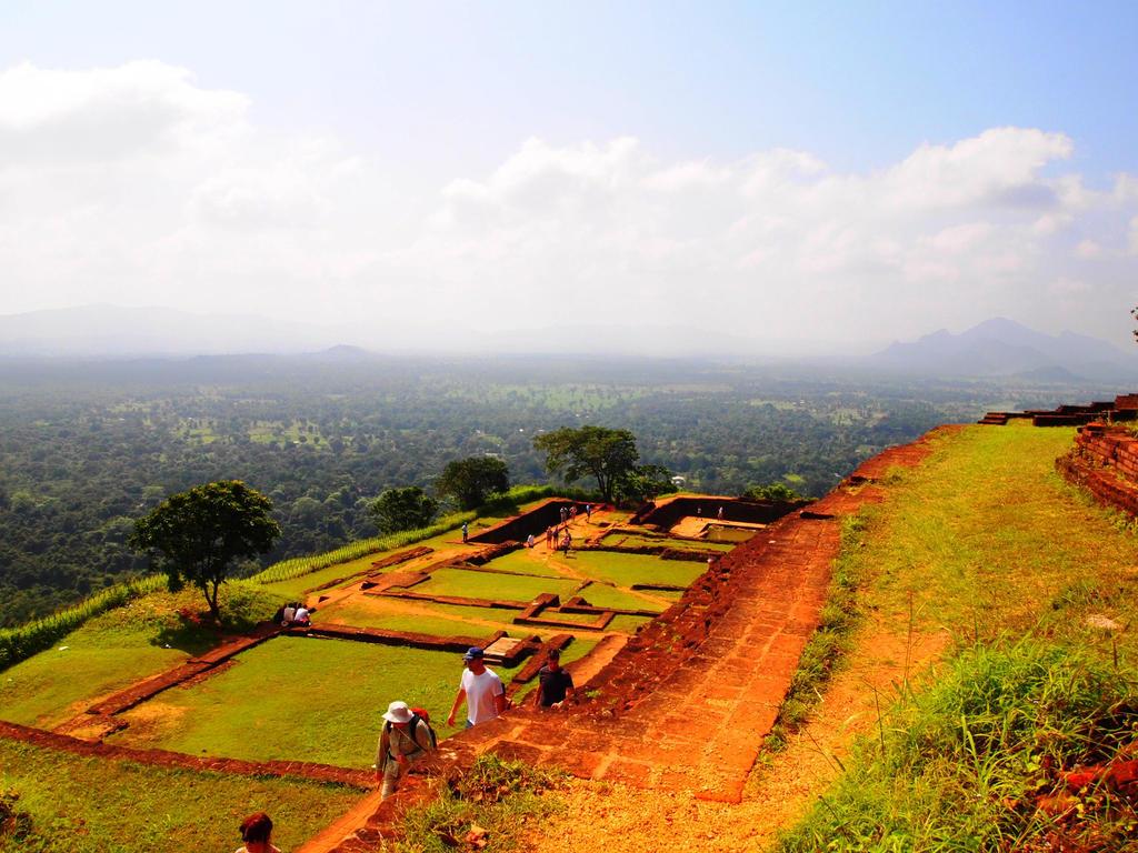 Sigiriya by Coritka
