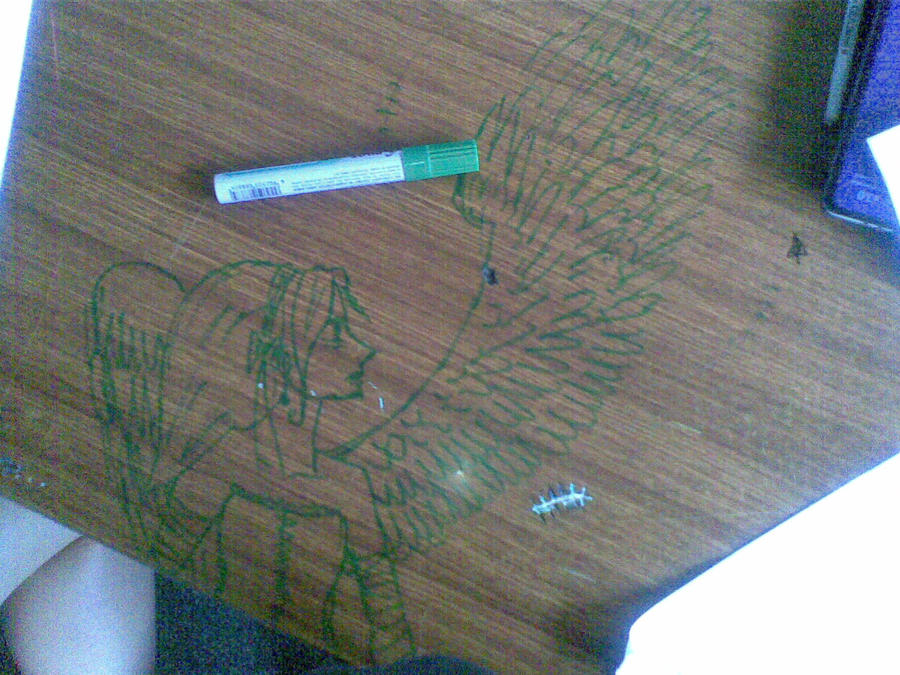 Things i draw on tables with whiteboard markers 2 by for Stuff to draw on a whiteboard