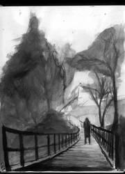 Walking by kokikok