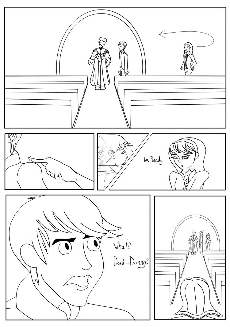 Stephens Wedding (chat version) by comicalplz