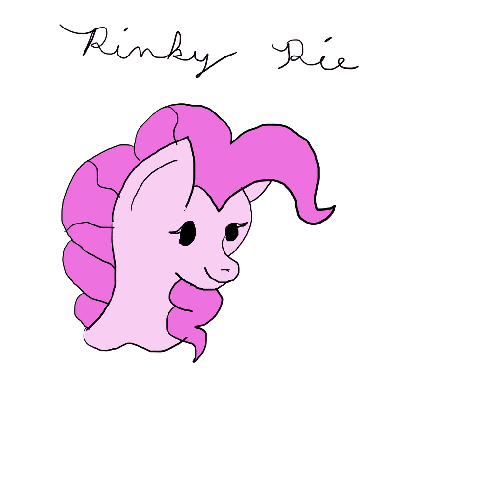 Pinky Pie by Shadow--Force