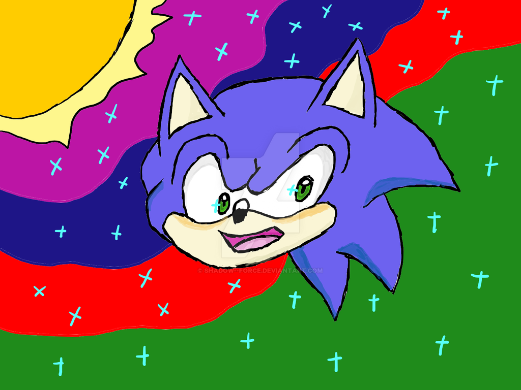 Sonic Colors by Shadow--Force