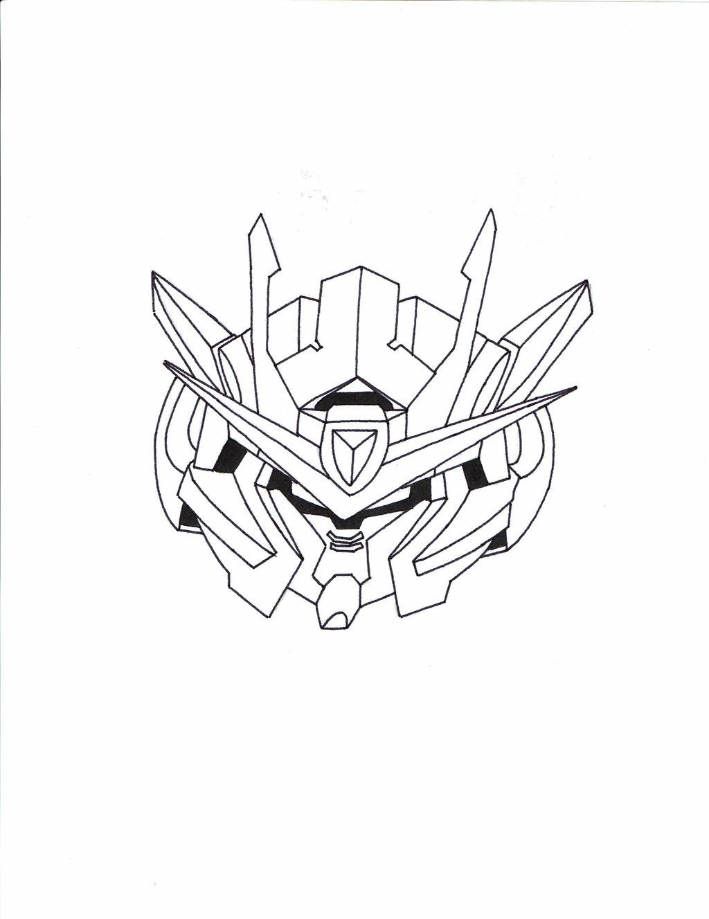 Gundam by Shadow--Force