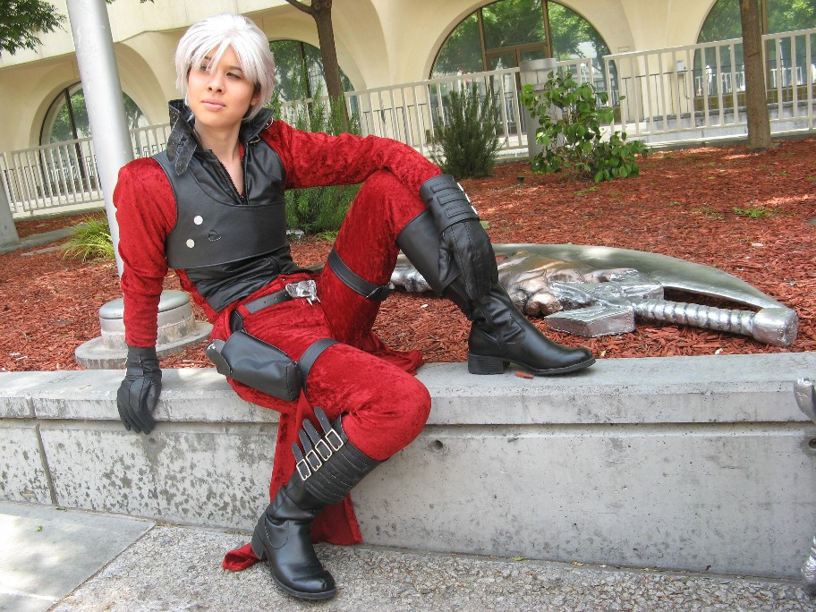 Devil May Cry 2 Dante by ChaosPhoto
