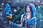 Crystal Maiden Cosplay - DotA 2