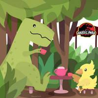 .:  Tea Party  :. by Chocolatte-Kun