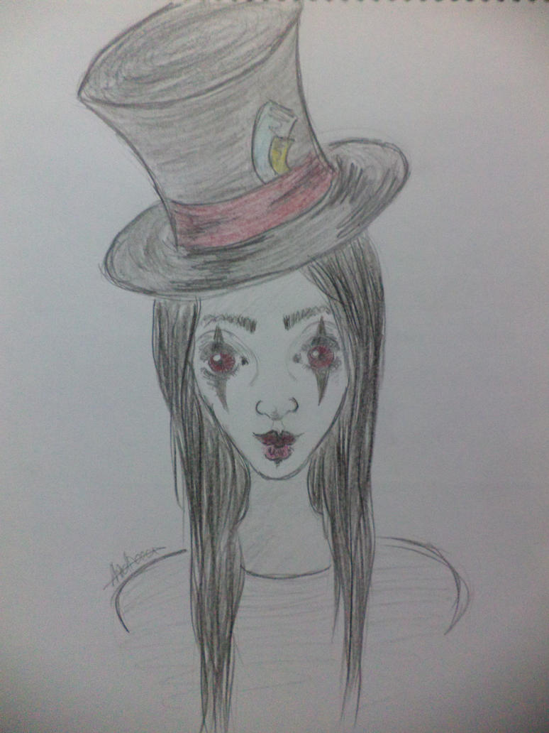 Mime Woman -remake- by MikaSniper