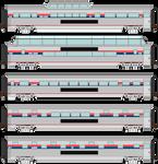 AMTK Heritage Fleet 2 (Phase V)