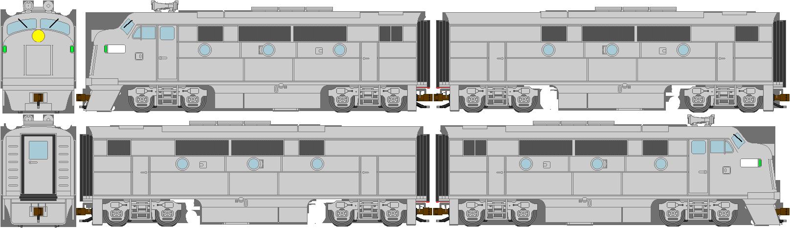 F2A, F3A, And F3B Phase 1 (Base)