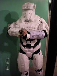 Halo Reach Pep Armor