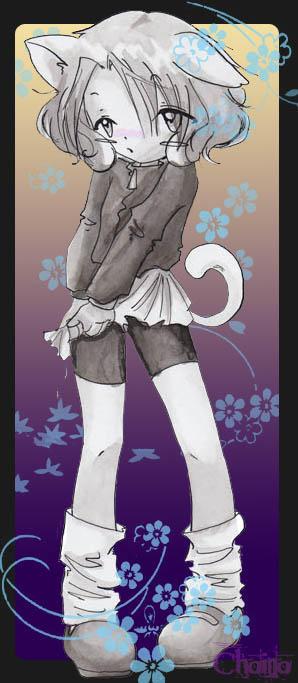 Chaina is so cute by NiniaHibrida