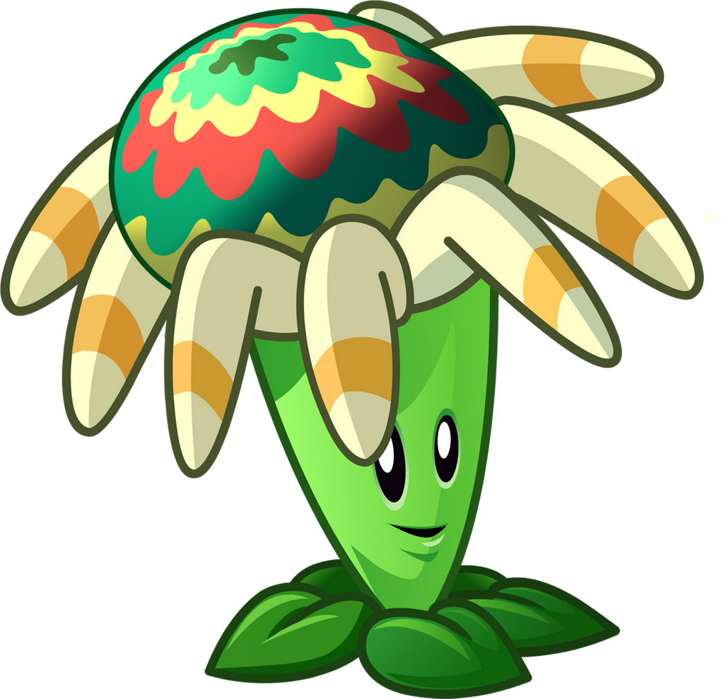 Fruit vs zombies -  Plants Vs Zombies 2 Bloomerang Halloween R By Illustation16