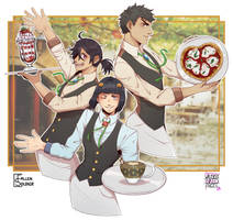 Cafe collab