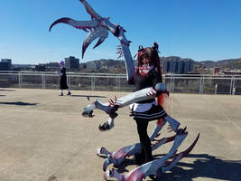 Calne Ca - Bacterial Contamination Cosplay