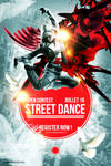 Street Dance Competition Poster With Gimp