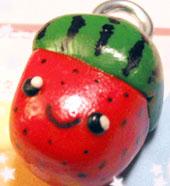 Smiley Watermelon by MilkCannon