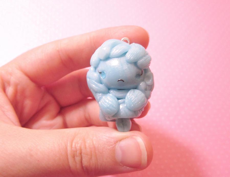 Frozen Anna Charm by MilkCannon