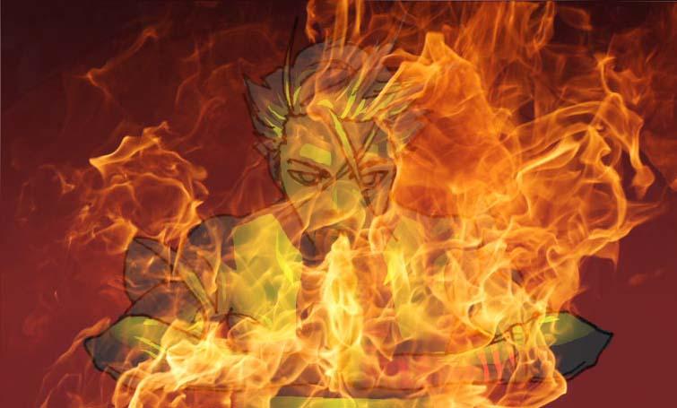 firestarter by veki-kun