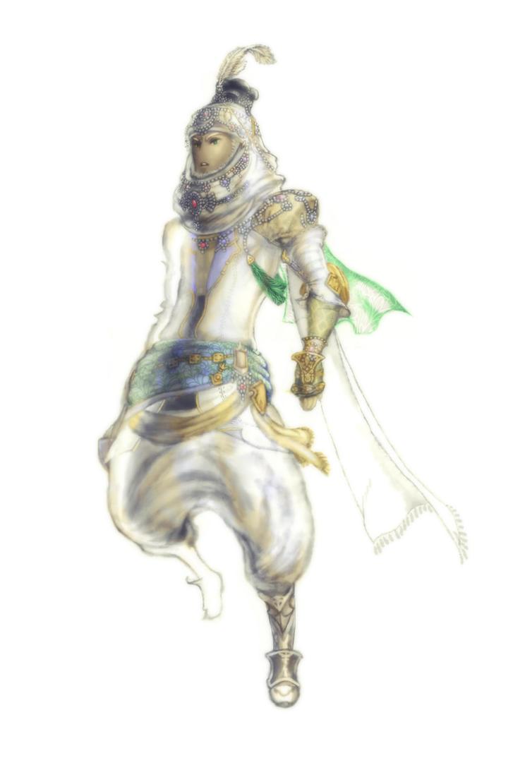 mystic knight by veki-kun