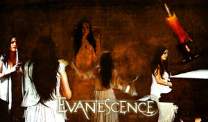 All Eyes On Evanescence