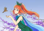 Spring by IL-AS