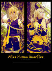 VOCALOID- The Twins Alice