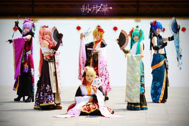 Vocaloid - Setsugetsuka by o0oFairyo0o
