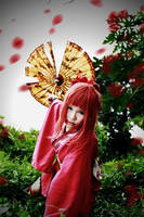 Gintama - Bloody flower by o0oFairyo0o