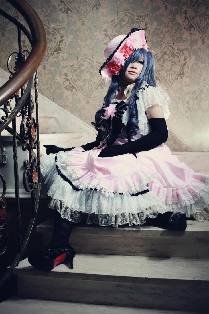 Lady Phantomhive by o0oFairyo0o