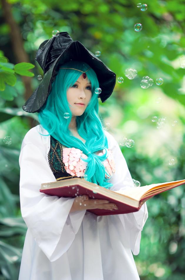 A magican by o0oFairyo0o