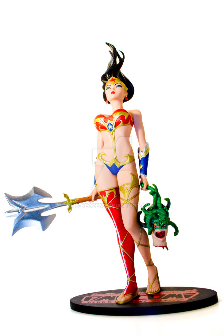 DC-Ame-comi Wonder Woman v2 02 by B-neoZEN