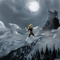 Simon's Curse by aizendono
