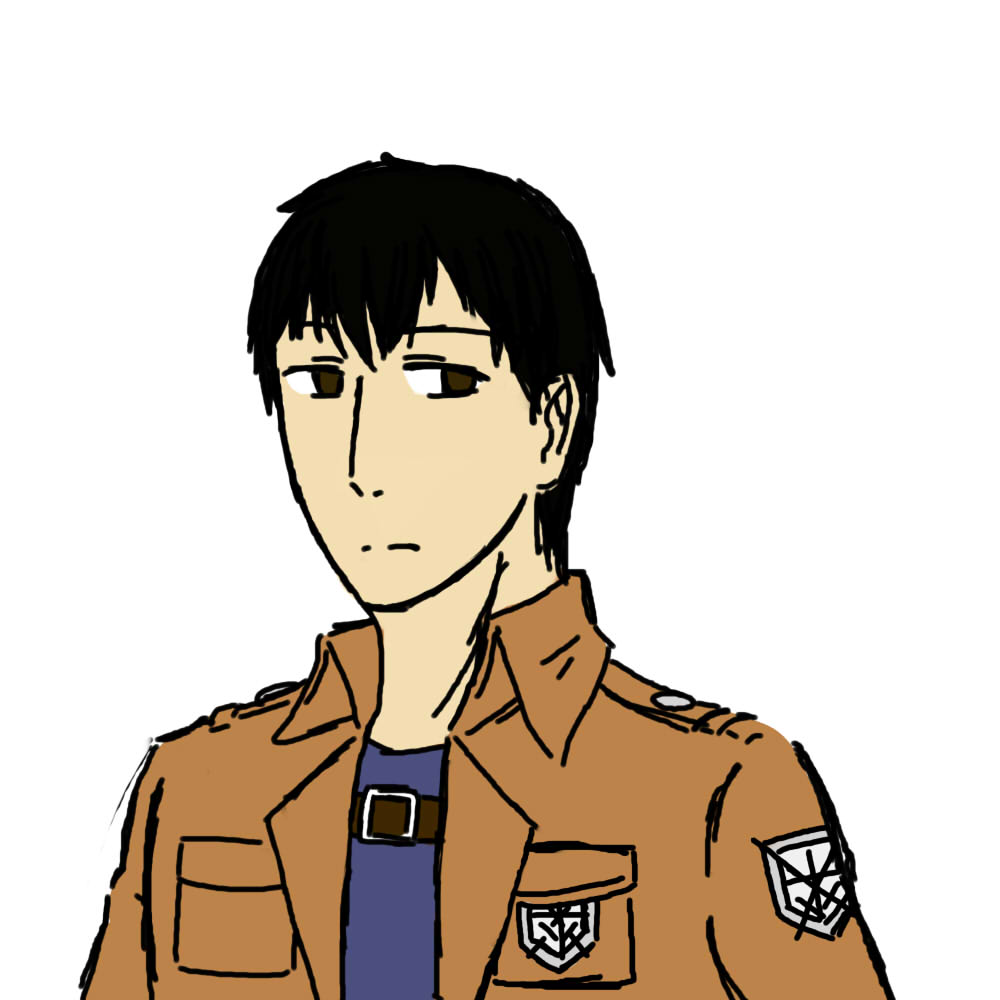 Fail Bert Sketch by Kazuu-kun