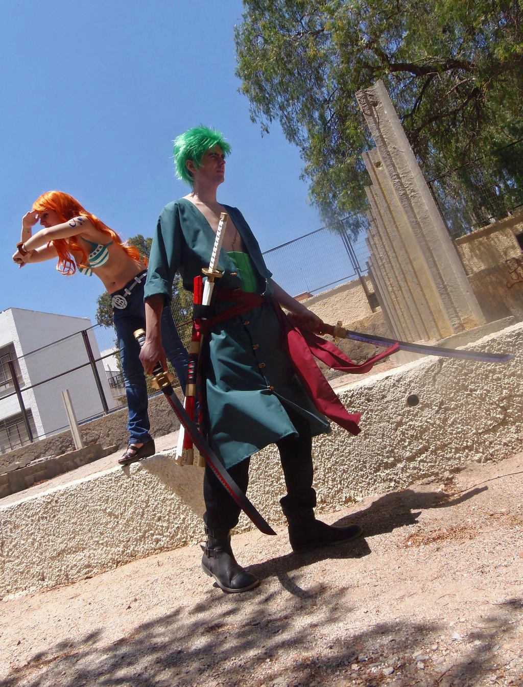 and zoro new world by rascret photography people portraits cosplay    Zoro New World Cosplay