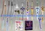 [MANGA STUDIO][COMIPO] HYP- Neptune weapon's