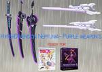 [MANGA STUDIO] [COMIPO] HYP-Purple Weapons